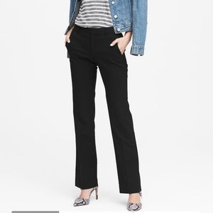 Banana Republic > The Martin Fit > Wool Trousers